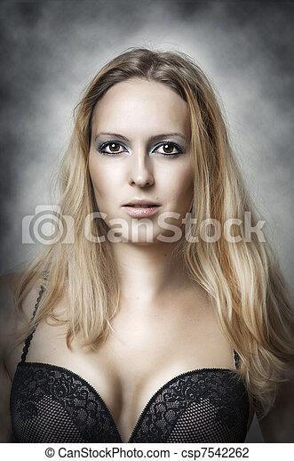 sexy underwear, model., samica - csp7542262
