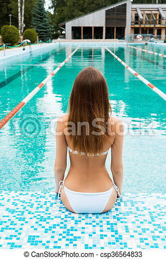 Have swimming pool bikini sexy nothing tell