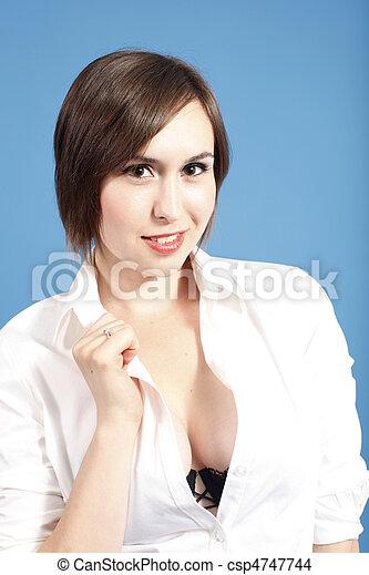Sexy woman - csp4747744