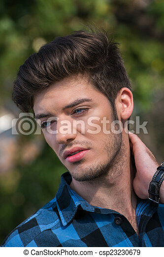 Men blue eyes with sexy 10 Beautiful