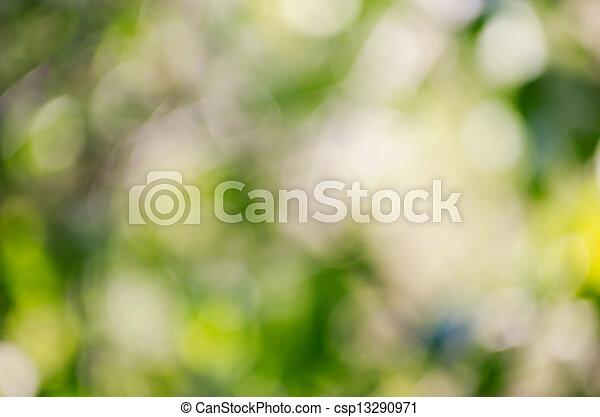 sfondo verde - csp13290971