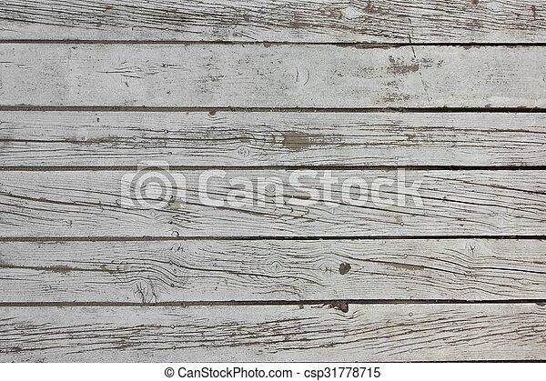 Shabby White Wood Patio Flooring Shabby Cracked White Wood Beach