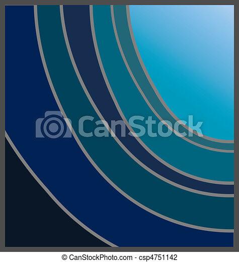 Shades of Blue - csp4751142