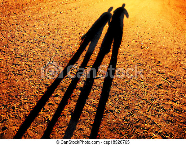 Shadow holding hands. Shadow of two people holding hands walking ... c336d103b1