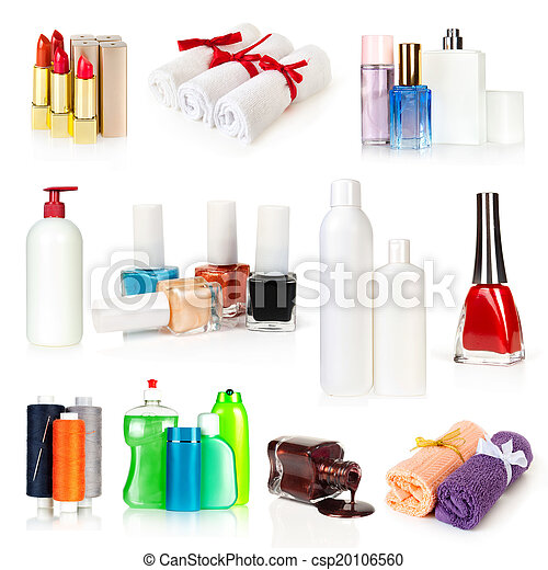 shampoo, garrafas - csp20106560