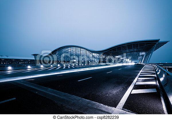 shanghai airport - csp8282239