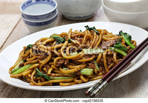 how to make chinese shanghai noodles