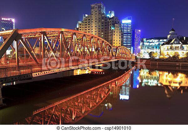 shanghai garden bridge - csp14901010