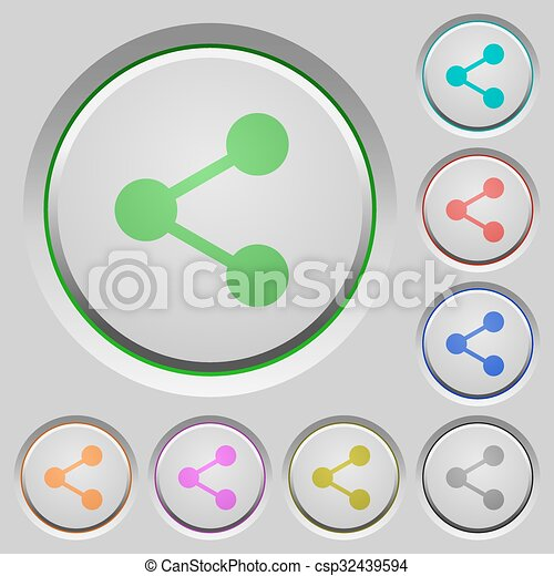 Share push buttons - csp32439594