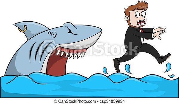 shark attack illustrations and clipart 1 259 shark attack royalty rh canstockphoto com Shark Tank Clip Art Shark Tank Clip Art