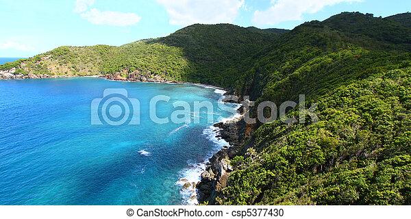 Shark Bay National Park - BVI - csp5377430