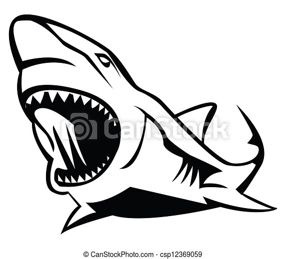 shark illustrations and clipart 11 480 shark royalty free rh canstockphoto com hammerhead shark clipart images