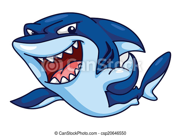 great white shark illustrations and clipart 1 288 great white shark rh canstockphoto com great white shark clip art free great white shark clip art free