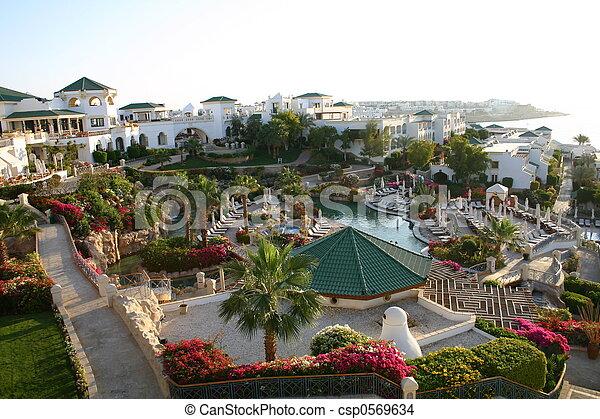 Sharm Resort - csp0569634