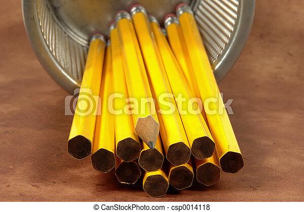 Sharpened Pencil 2 - csp0014118