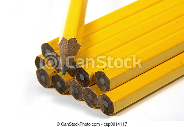 Sharpened Pencil - csp0014117