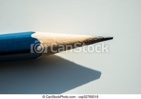 sharpened pencil - csp32769319