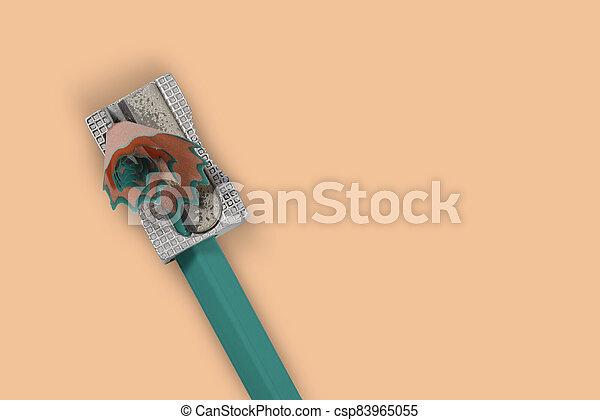 sharpened pencil - csp83965055