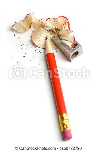 sharpened pencil - csp0772790