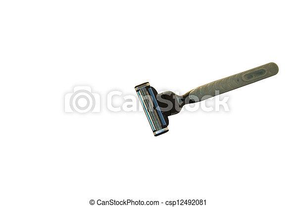 Shaver. - csp12492081