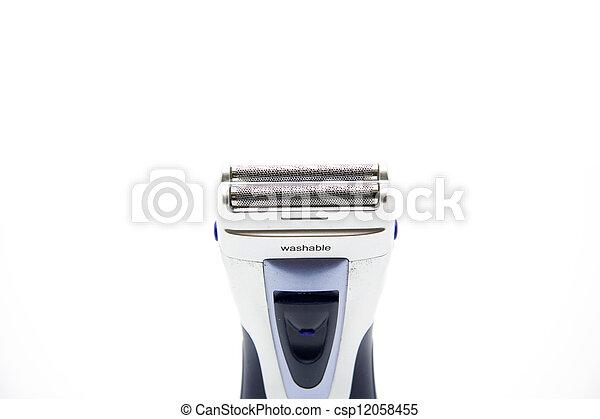 Shaver - csp12058455