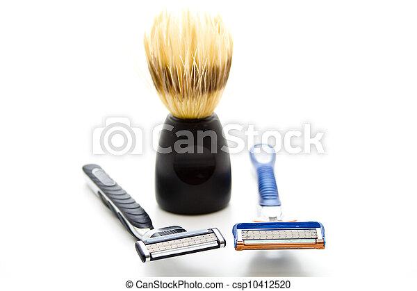 Shaver - csp10412520