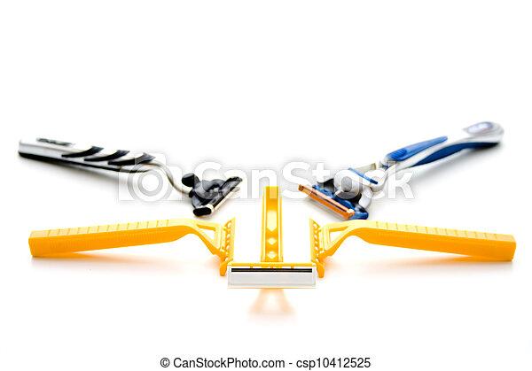 Shaver - csp10412525