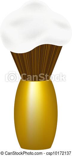 Shaving brush - csp10172137
