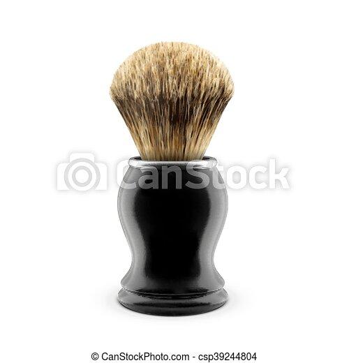 Shaving brush - csp39244804