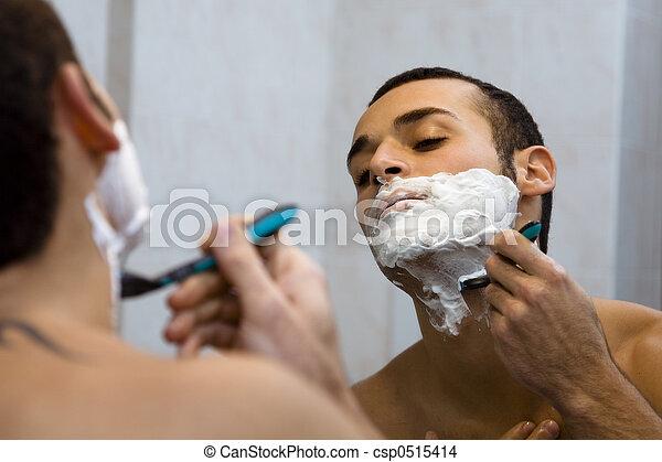 shaving - csp0515414