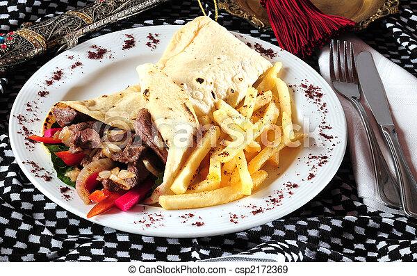 shawarma - csp2172369