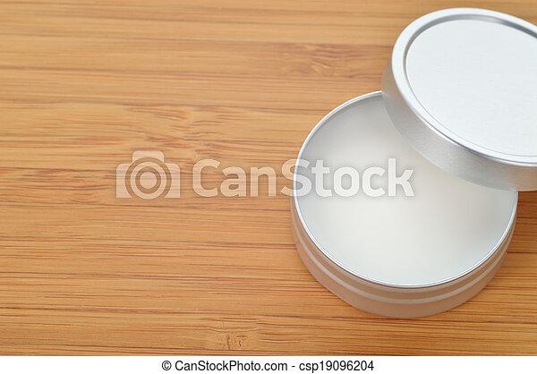 Shea butter perfect lip balm. - csp19096204