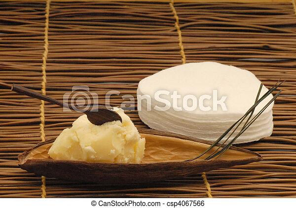 shea butter - csp4067566