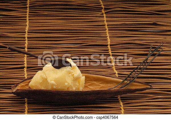 shea butter - csp4067564