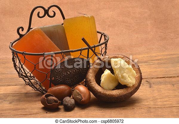 shea butter - csp6805972