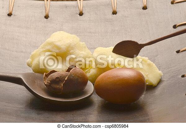 shea butter - csp6805984
