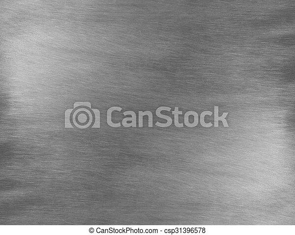 Sheet Metal Silver Background Sheet Metal Silver Solid Black
