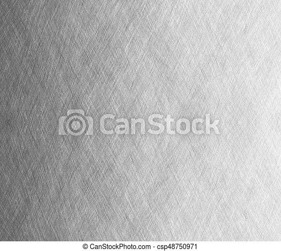 Sheet Metal Silver Solid Black Background Industry