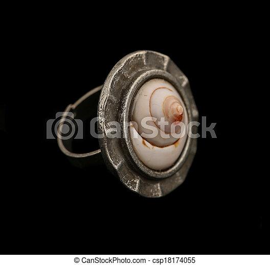Shell ring - csp18174055