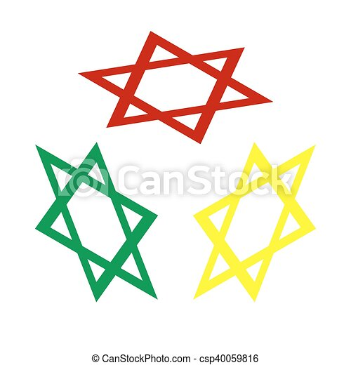 shield magen david star symbol of israel isometric style vector rh canstockphoto ca star of david clip art free star of david clipart free