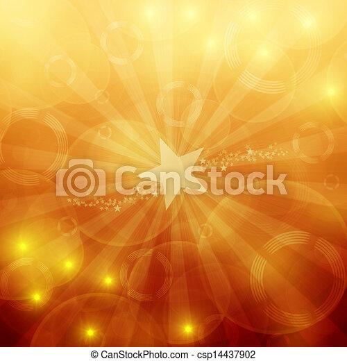 shining festive vector background - csp14437902