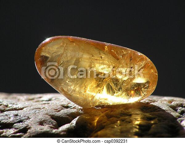 shiny amber - csp0392231