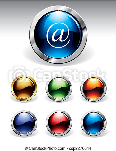 Shiny Buttons - csp2276644