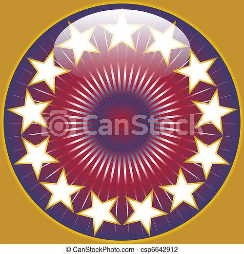 Shiny stars and starburst - csp6642912