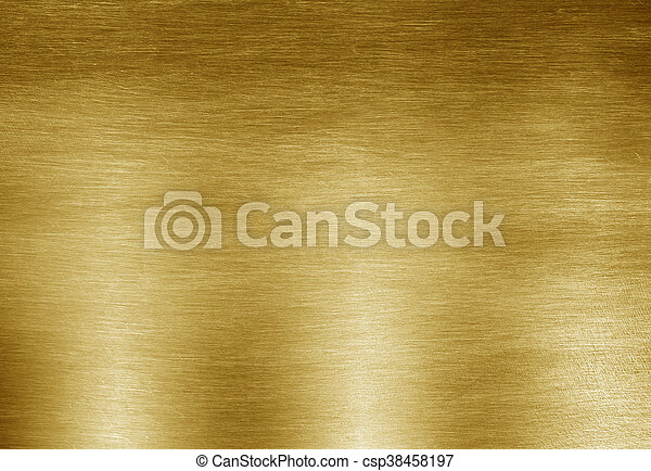 shiny yellow leaf gold foil texture csp38458197
