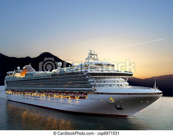 ship., croisière - csp6971531