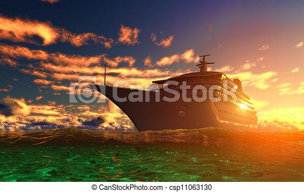 ship - csp11063130