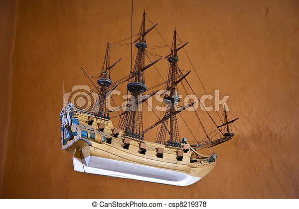 Ship model - csp8219378