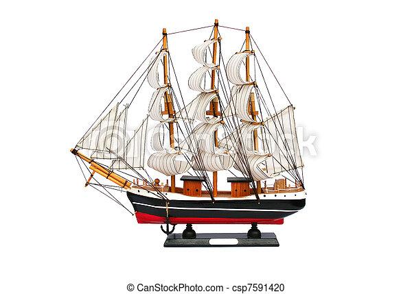 Ship model - csp7591420