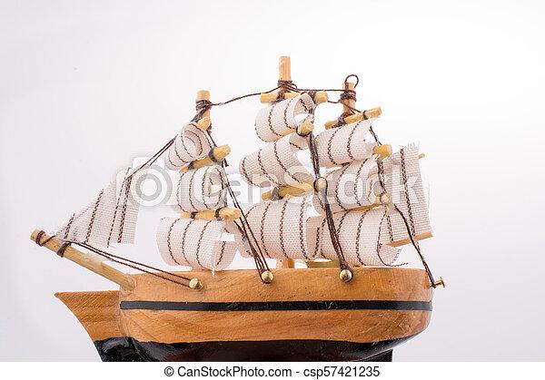 Ship model - csp57421235